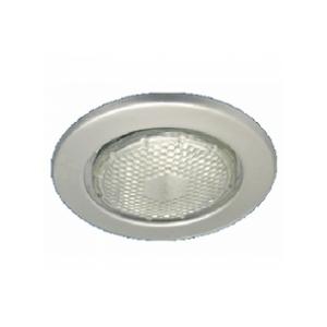 EB 111 Luminária Redonda de Embutir