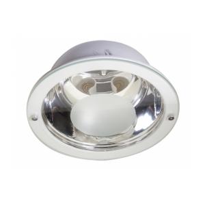 EB 131 Luminária de Embutir Redonda