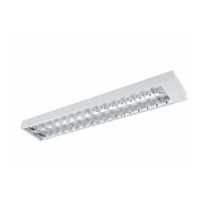 FL 209 Luminária sobr aletas aluminio 2 x 32
